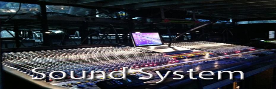 sewa alat band dan sound system